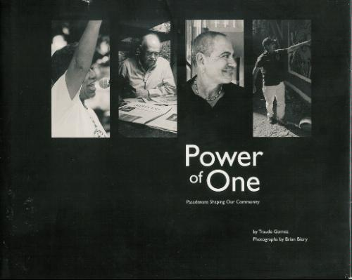 Power of One - Pasadenans Shaping Our Community book cover