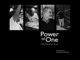 Archive image - Power of One book jacket cover